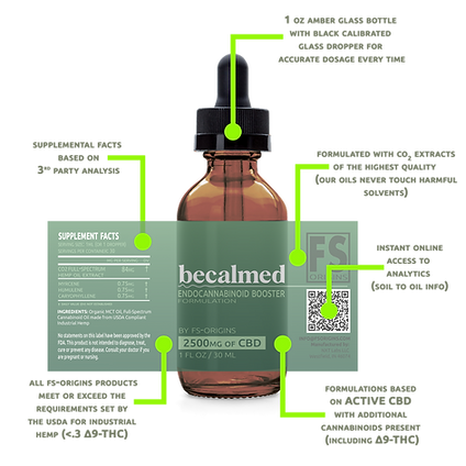 2500mg Becalm Image for Online with Expl