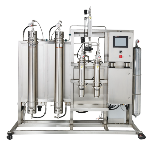 CO2 Extractor IES SuperCritical Fluid Extraction for CBD Oil and CBD Products
