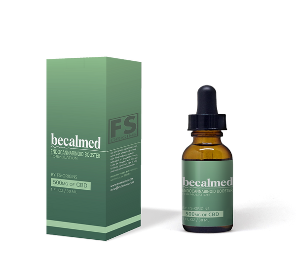 500mg Becalmed tincture and box.png