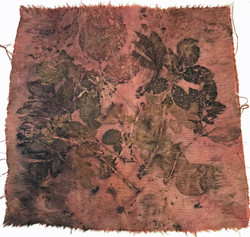 Eco Print for the Peace Cloth