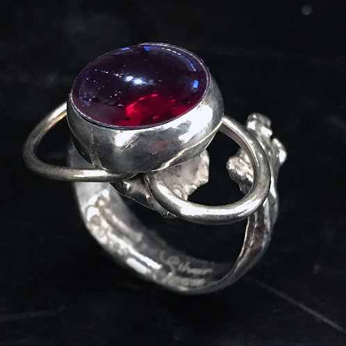 Labyrinth of Love Ring