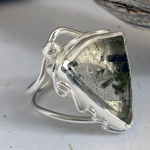 Patient Virtue ring