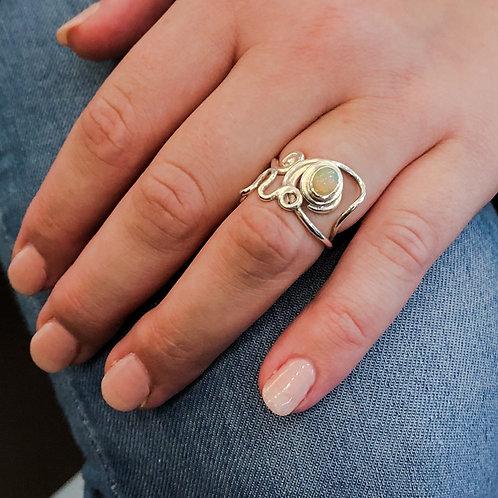 Emerging Purl Ring