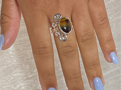 Mystery Jester ring