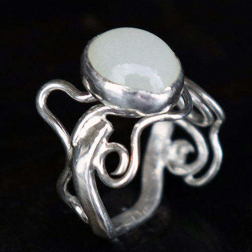 Fluctas Luna Ring