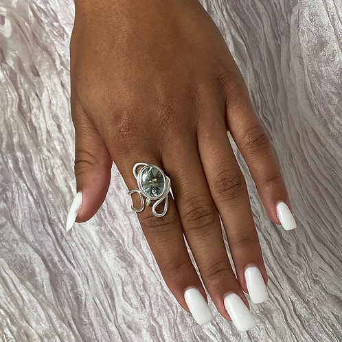 Lost in Thought ring