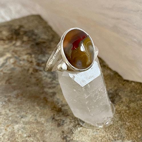Rubicund ring