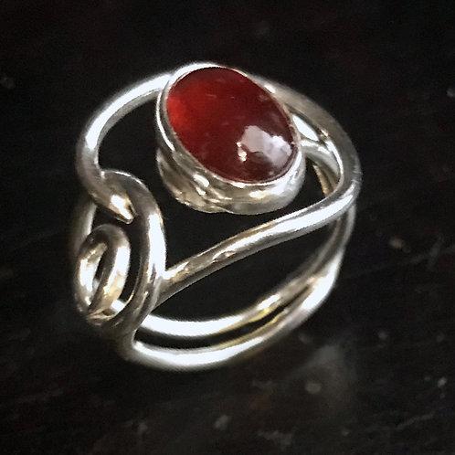 Sideswipe Ring