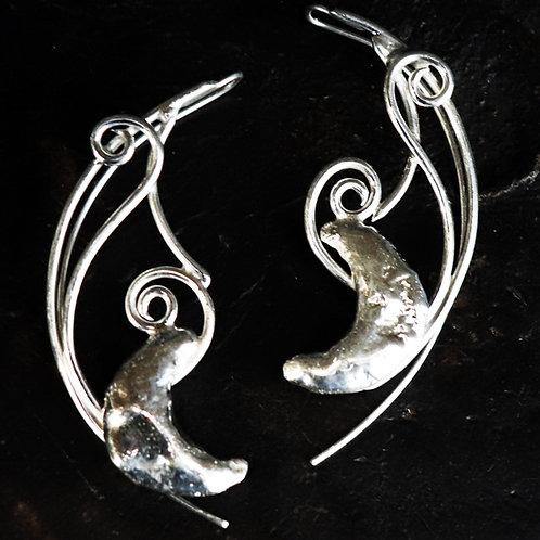 Conjuring Moons Earrings