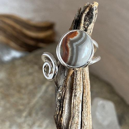 Ashen Iron ring