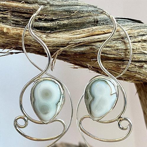 Virasana Earrings