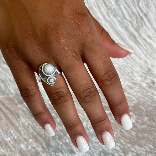 Lift Me Up ring