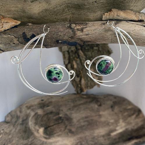 Longido earrings