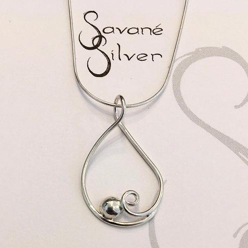 Sweeties Silver Bundle Pendant