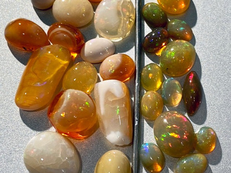 Not Your Grandmother's Opal