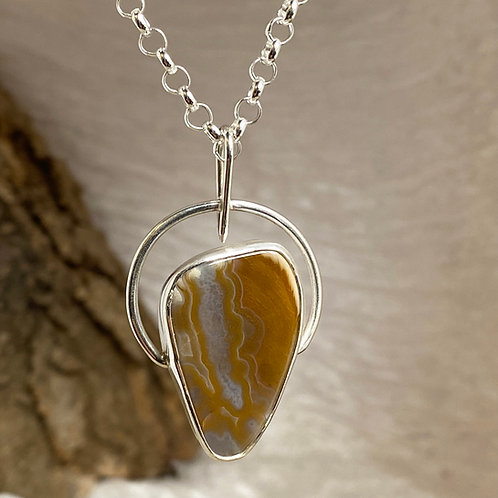 Buttercup pendant