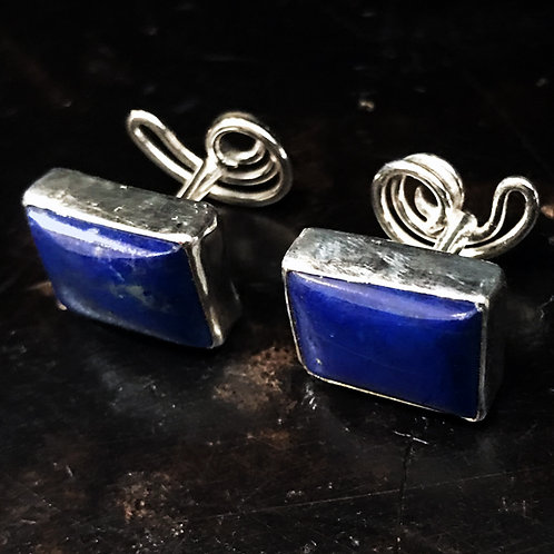 Ol' Blue Eyes Cuff Links