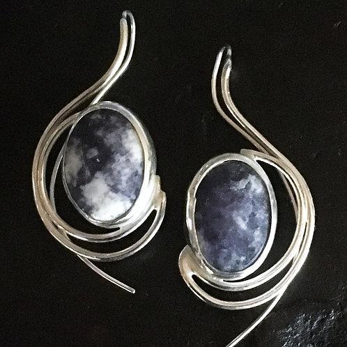 Evening Sky Earrings