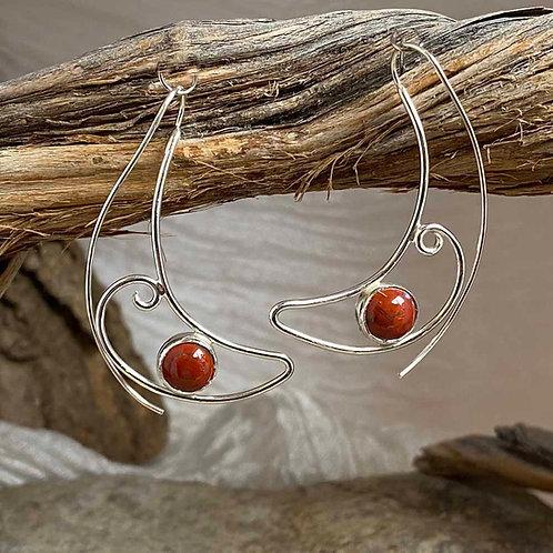 Ember Swing earrings
