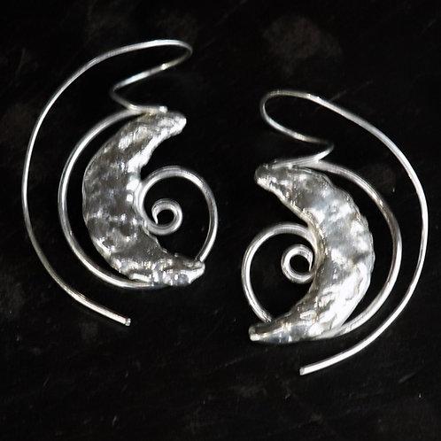 Jovian Moons Earrings
