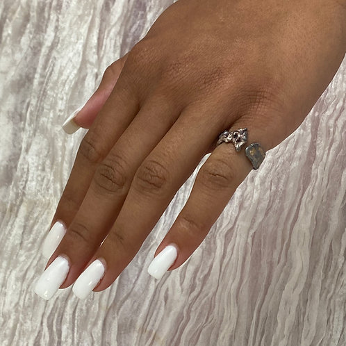 Elfin Archaic ring