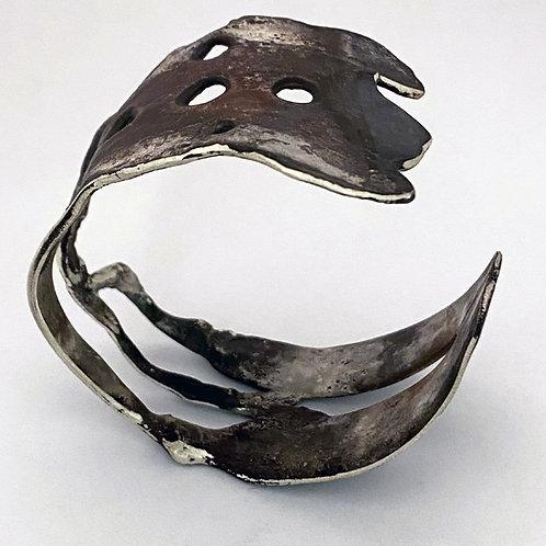 Cypriot 3/4 Cuff Bracelet
