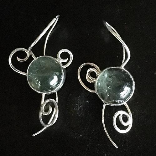 Terra Sphere Earrings