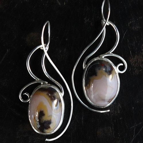 Orbis Terrarum Earrings