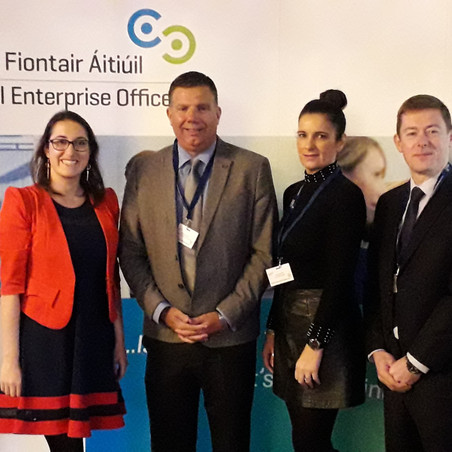 Lawlor Praises Local Enterprise Office on Hugely Successful National Women's Enterprise Day
