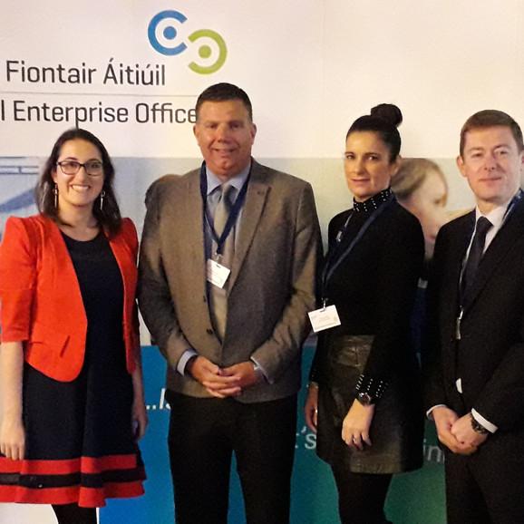 Lawlor Praises Local Enterprise Office on Hugely Successful National Women's Enterprise Day