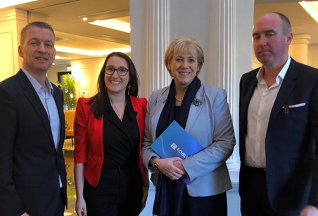 Higgins Welcomes 560 New Jobs & Half a Billion Euro Investment in Clondalkin