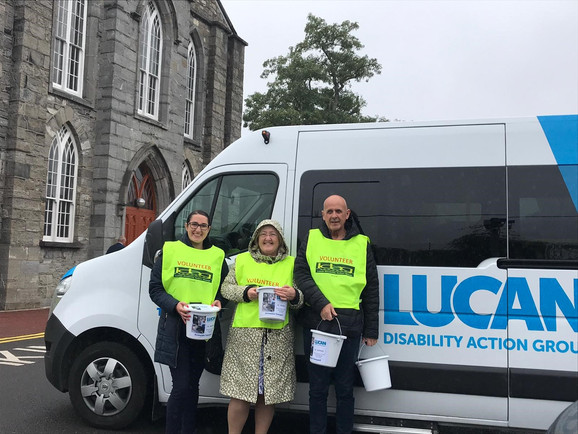 Lucan Disability Action Group to receive €75,725 to provide essential services during Covid-19 – Eme