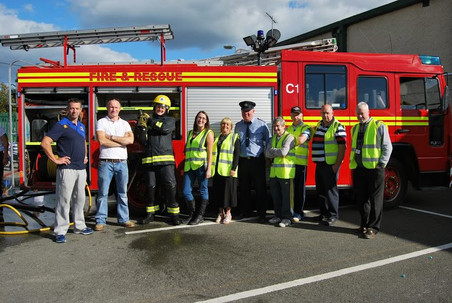 Dublin Civil Defence receives emergency vehicle boost – Cllr. Higgins