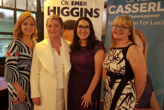 Lucan Women Celebrate International Women's Day
