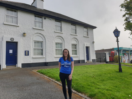 Higgins Welcomes 8 Additional Gardai for Rathcoole Garda Station