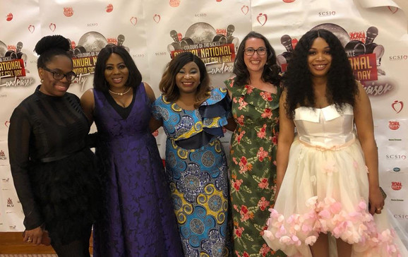 Sickle Cell Matters Annual Ball : Marking World Sickle Cell Day - Cllr. Emer Higgins