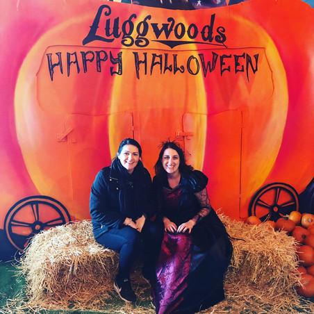 Spooktacular Halloween Fun at Luggwoods