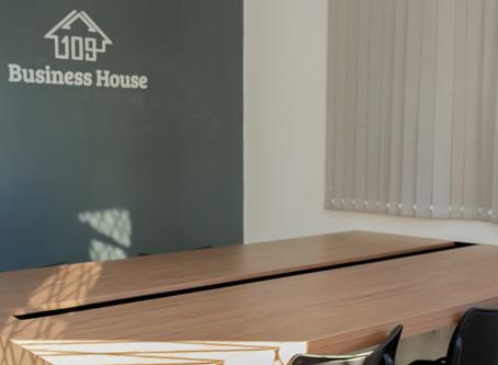 O que nossos coworkers pensam do espaço da Business House 109: