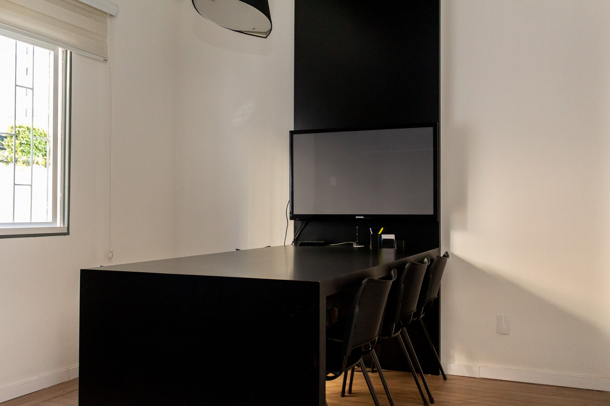 Sala de reunião premium