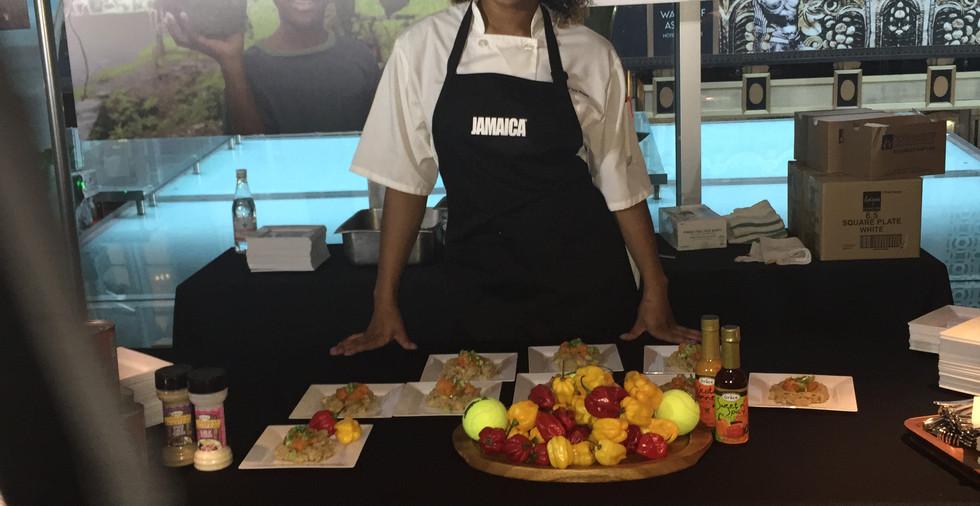 Jamaica Tourism Board Chef Partner