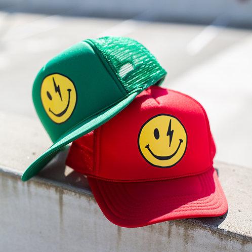 Rebel Smiley Hat