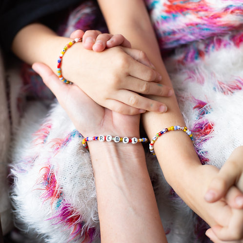 REBEL Friendship Bracelet