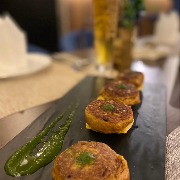 Lamb Galaouti Kebab