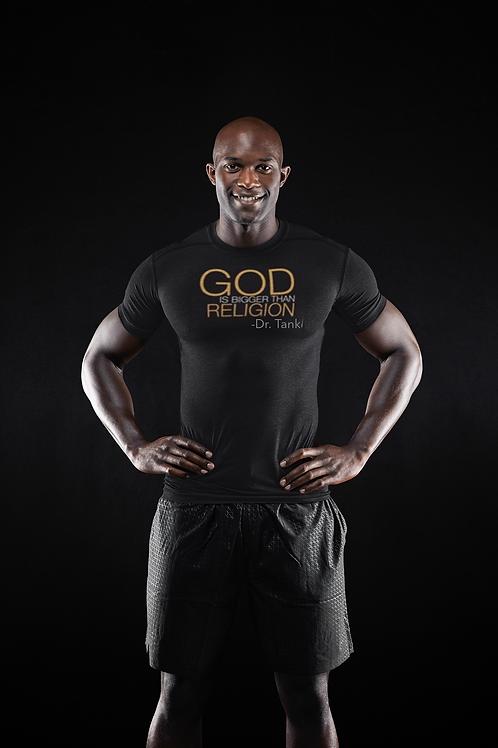 God is Bigger Than Religion