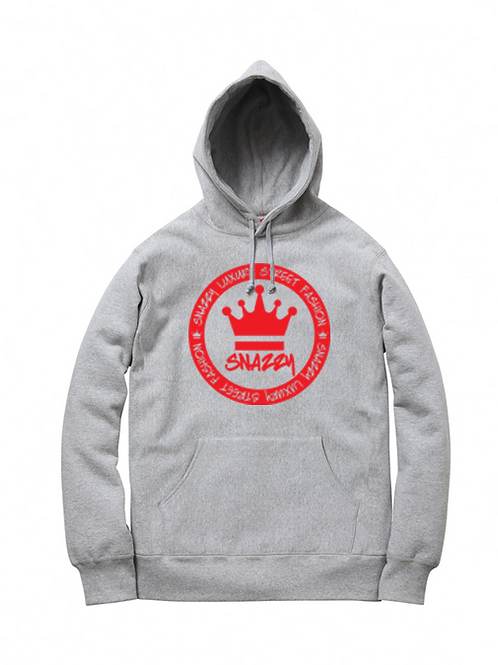 SNAZZY Stamp Hoodie