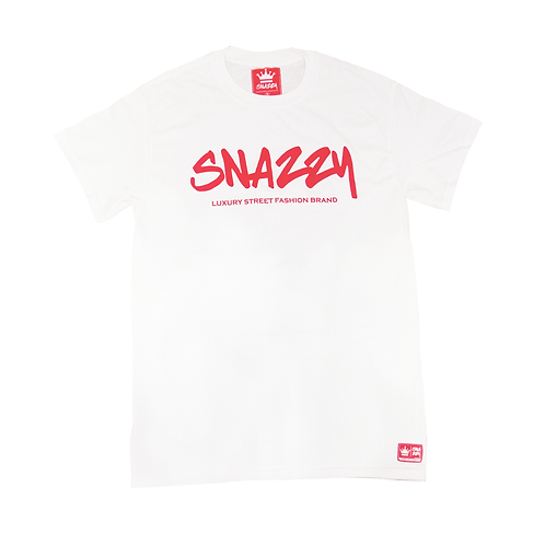 SNAZZY Classic Logo Tee