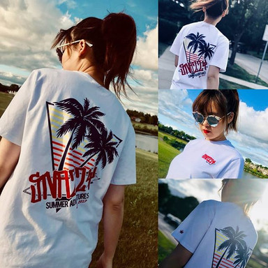 Snazzy Palm Beach T-Shirts