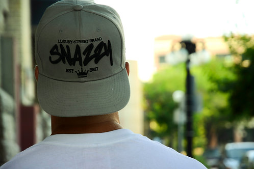 SNAZZY Classic Snapback