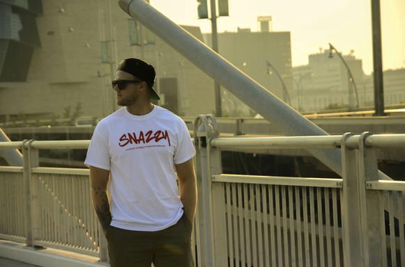 Snazzy Classic Logo Tee