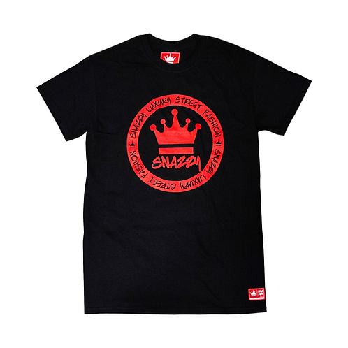 SNAZZY Stamp Tee